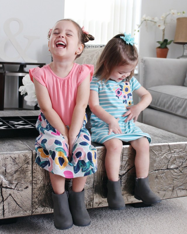 back to school. goals for kids, goals for toddlers, toddler goal setting, back to school clothes, gymboree, montessori dress code, goals, kids fashion