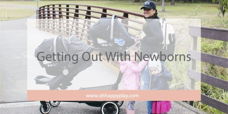 Getting Out With Newborns