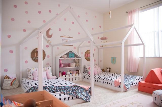 Fairytale Inspired Girls Room
