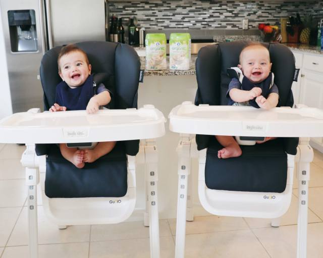 twins high chairs