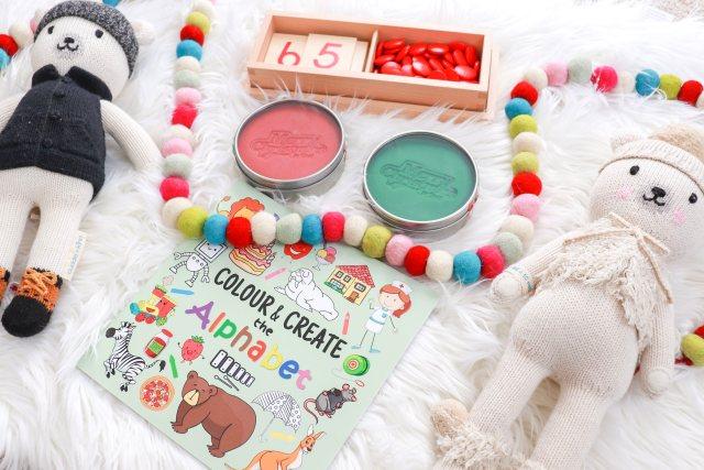 creative stocking stuffers, stocking stuffers for kids, stockings, items for stockings, gifts for kids, Montessori gifts