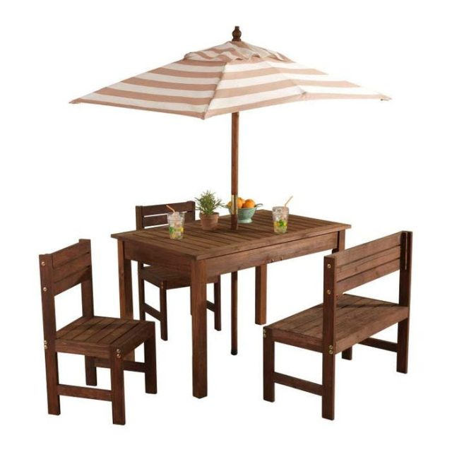 kids picnic table, wooden picnic table for kids