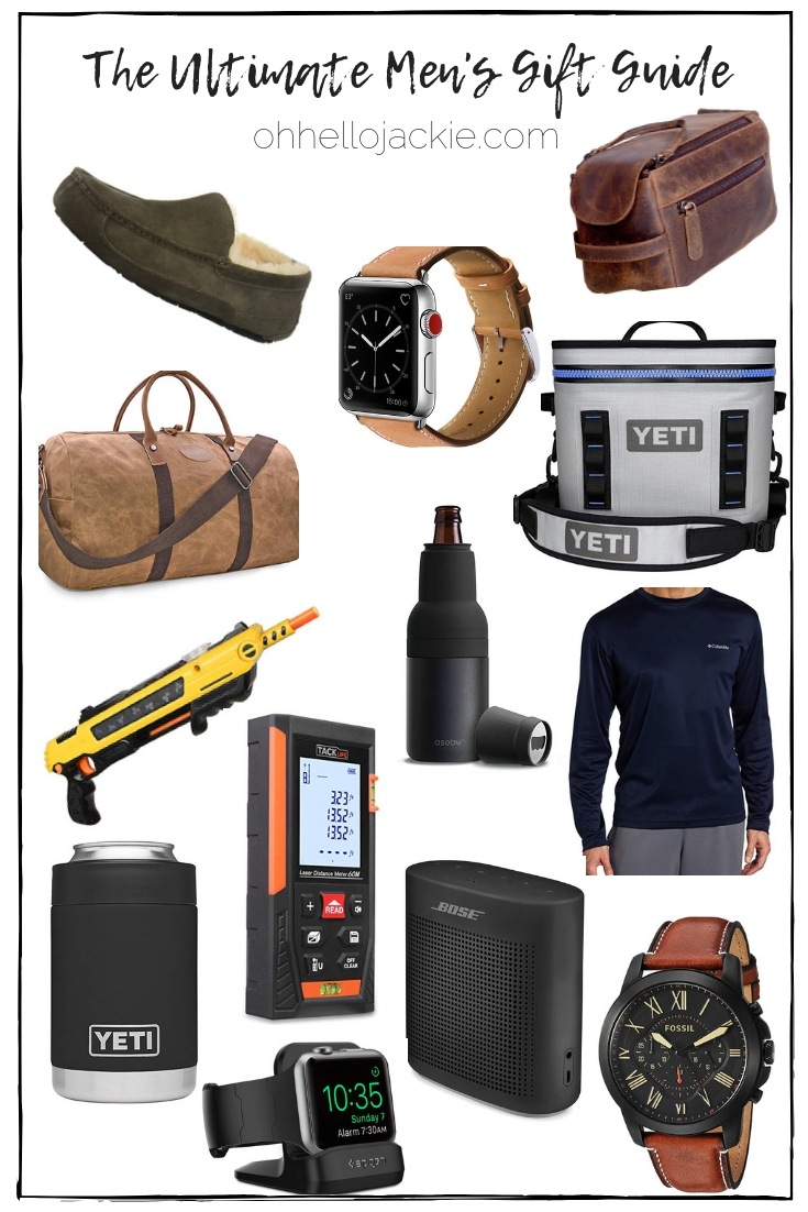The Ultimate Men's Gift Guide 2018