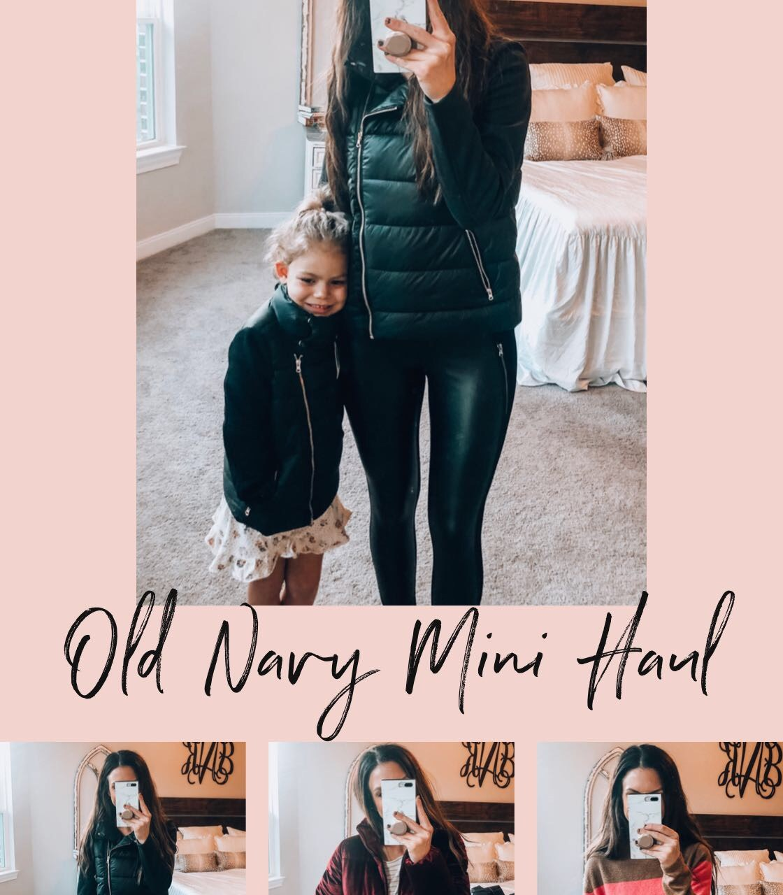 Old Navy Fashion Haul + 50% off Site wide Sale