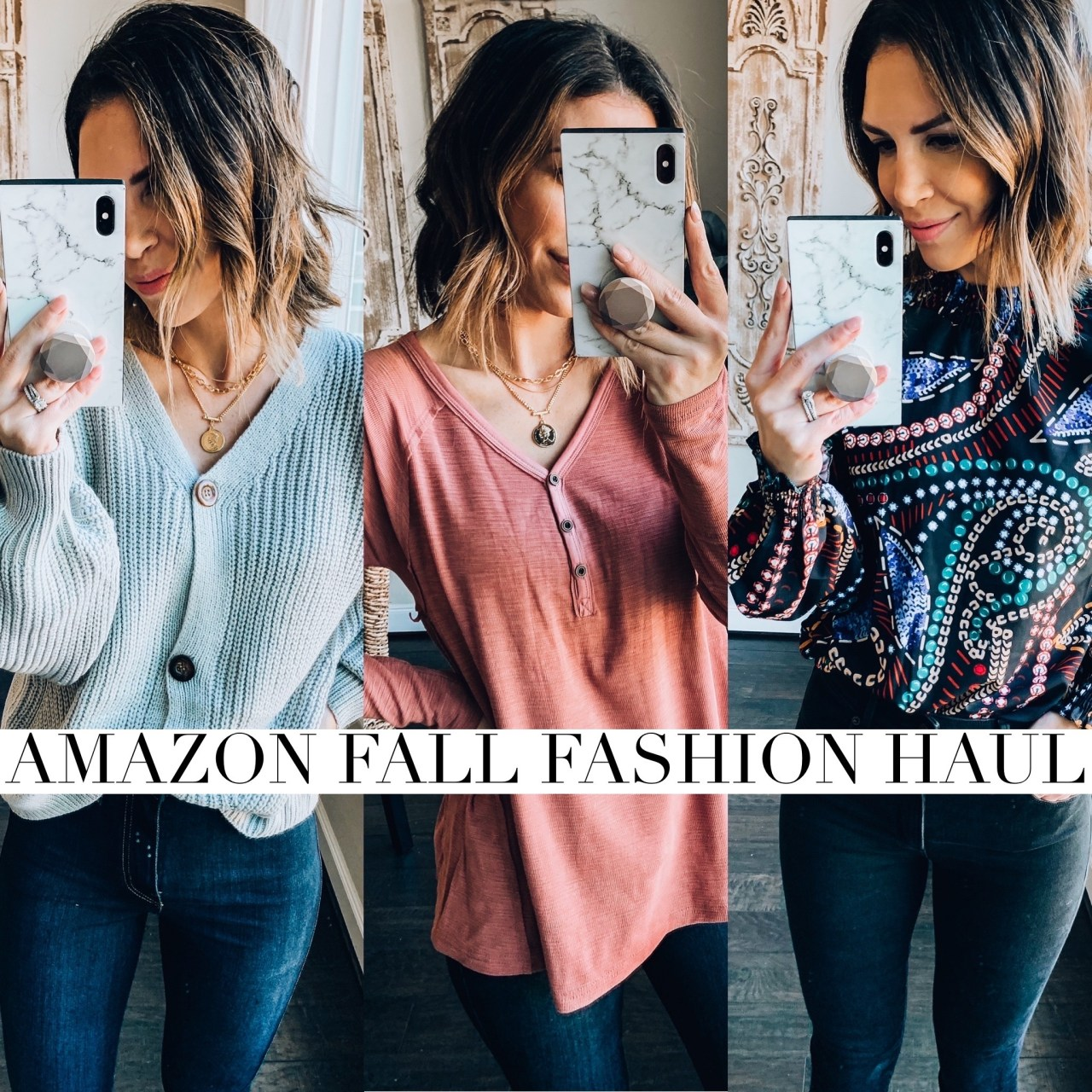 Amazon Fall Fashion Haul: October 2019