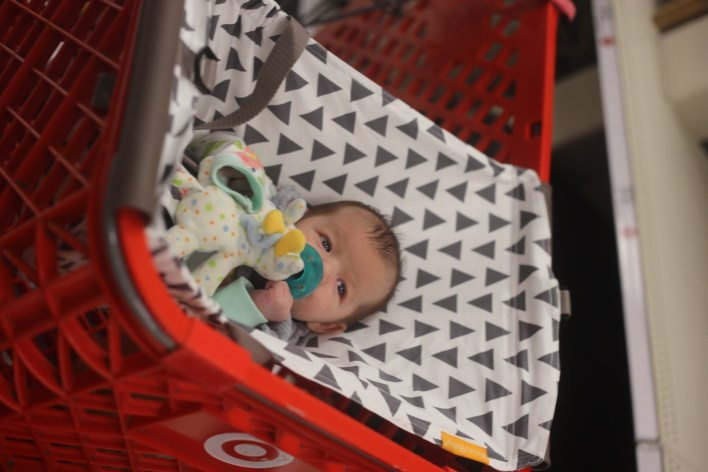 Cart Hammock by Bixby Baby