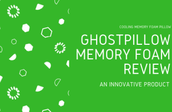 GhostPillow Review - Ghost Pillow by GhostBed