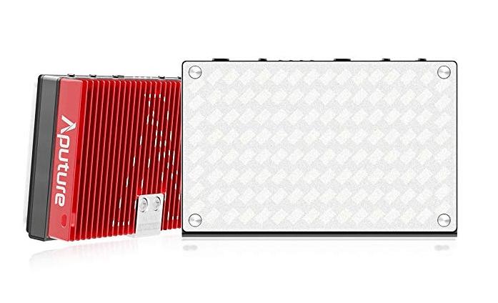 Aputure LED Mini Light - Photographer Videographer Gift Ideas