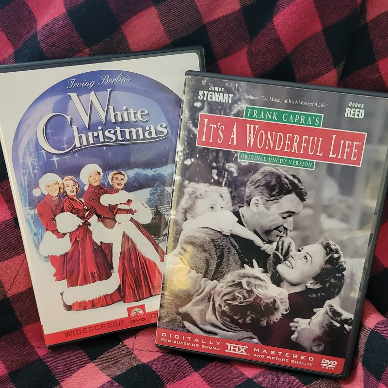 White Christmas It's a Wonderful Life movies