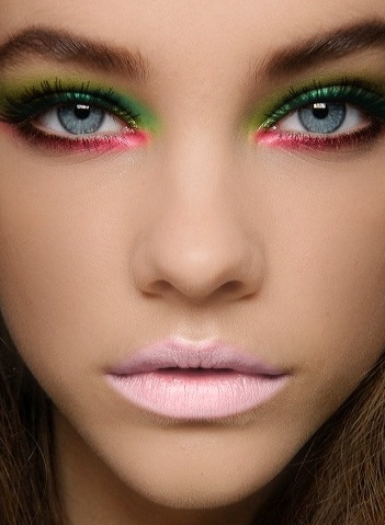 Charming And Sensational Pastel Makeup To Look Classy