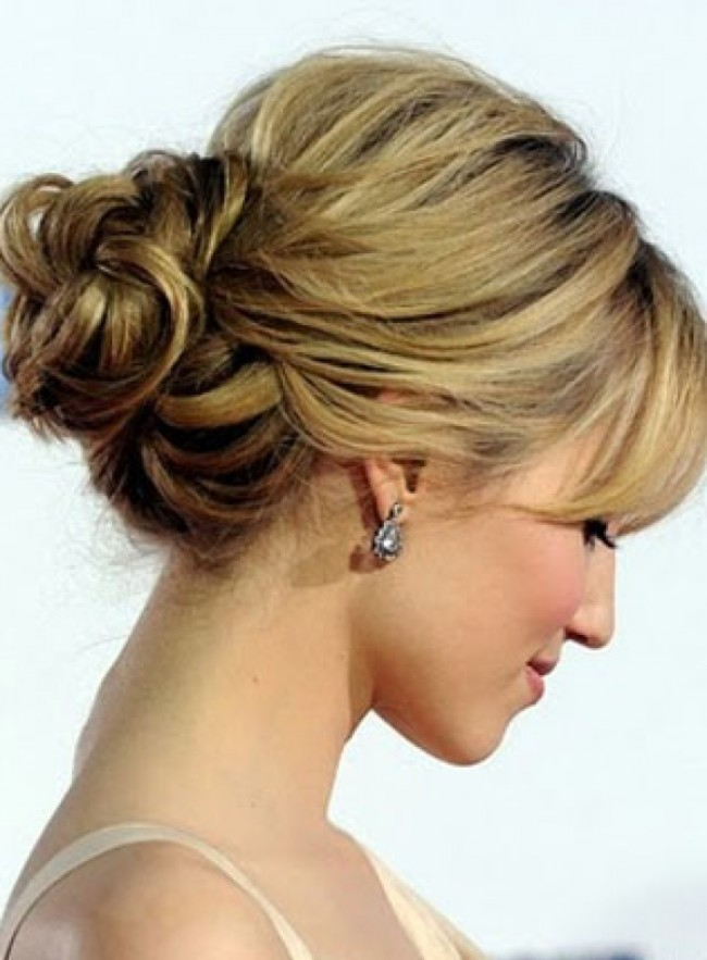 Fashionable And Easy Updos For Long Hair Ohh My My