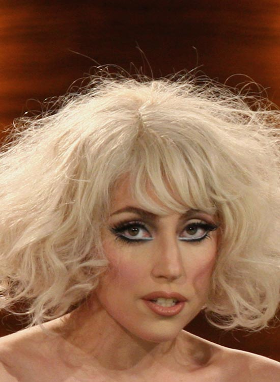 Funky Wavy Punk Hairstyles For Women Ohh My My