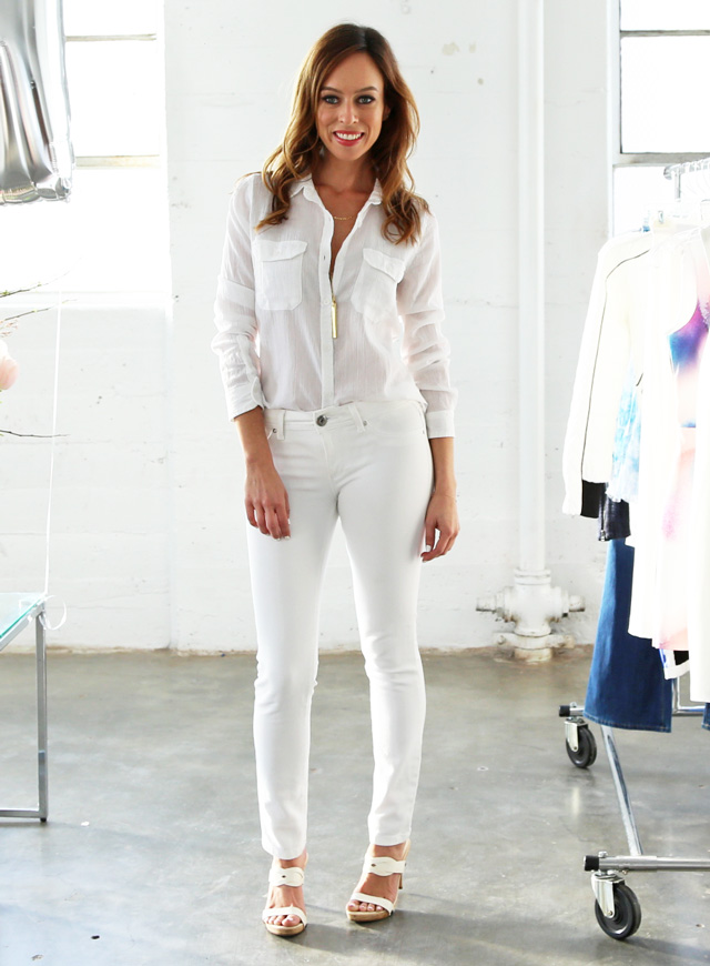 Classic White Outfits For Summer Ohh My My
