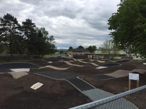 Ingleton BMX track