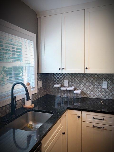 Custom Kitchen by Whitney Nicholson