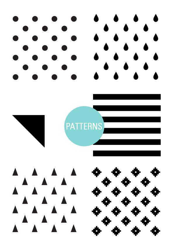 patterns / walls by mur / via ohidesign blog