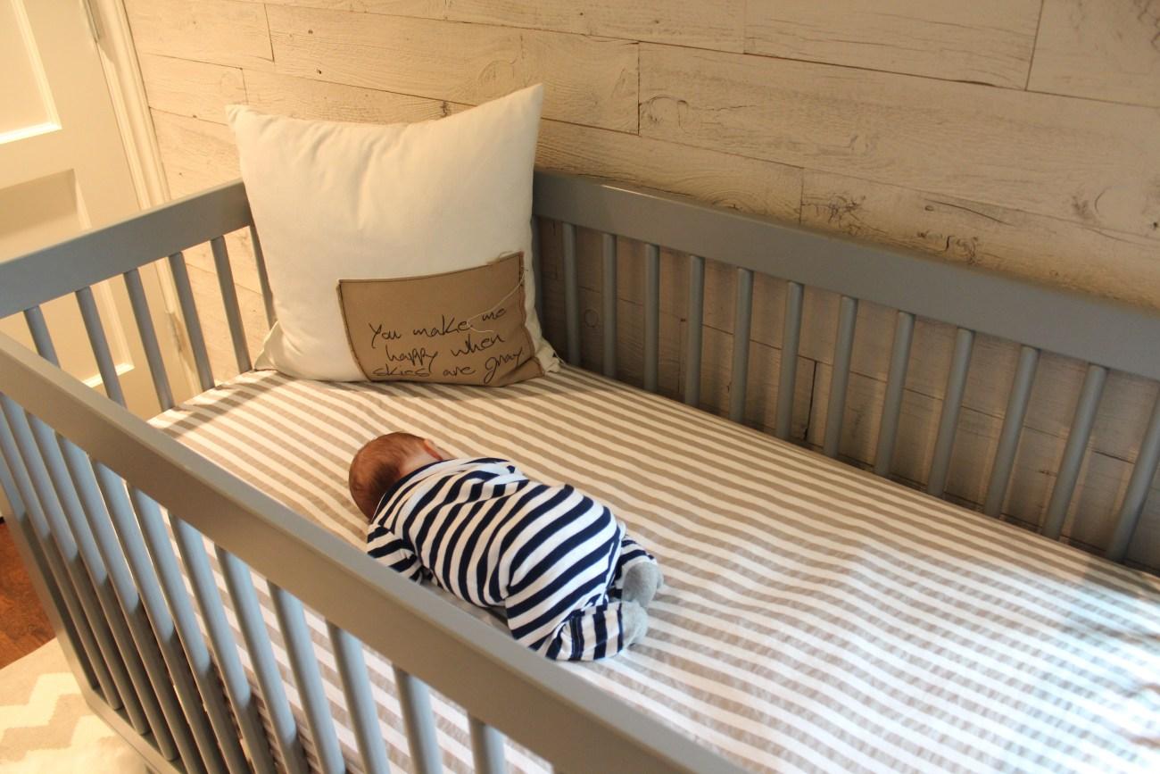Boy's Nursery / With Love, Design