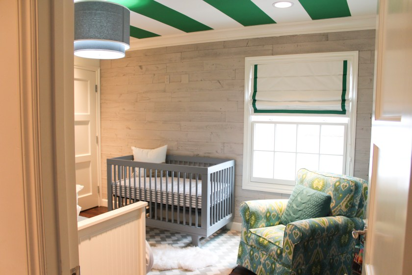 Boy's Nursery / With Love, Design