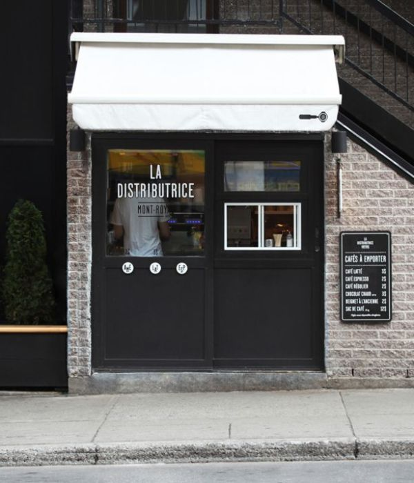 store fronts via ohidesignblog