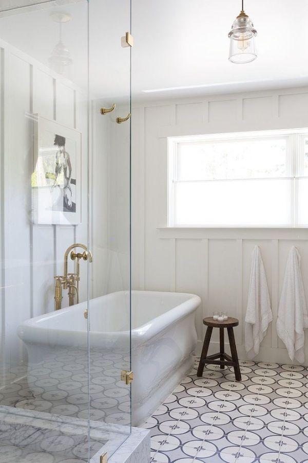 bathrooms via oh, i design blog