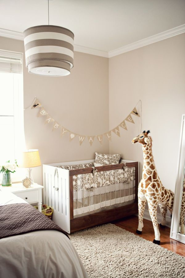 How To Combine A Nursery And Guest Room Oh I Design Studio