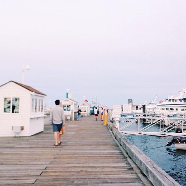 a Saturday in Provincetown, MA via Oh, I Design Blog!
