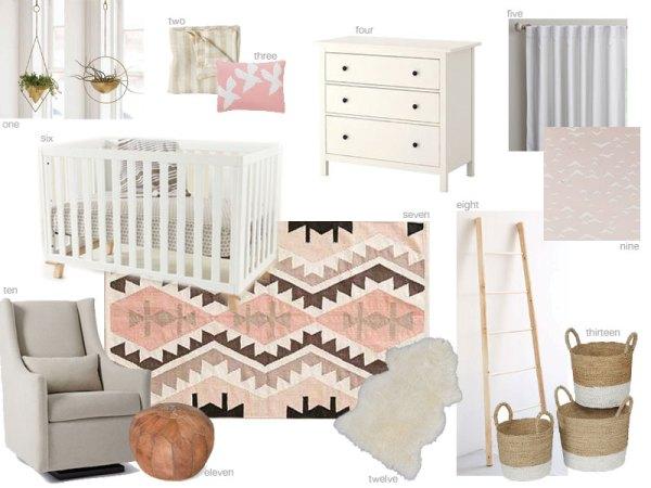 nursery-design-via-ohidesignblog