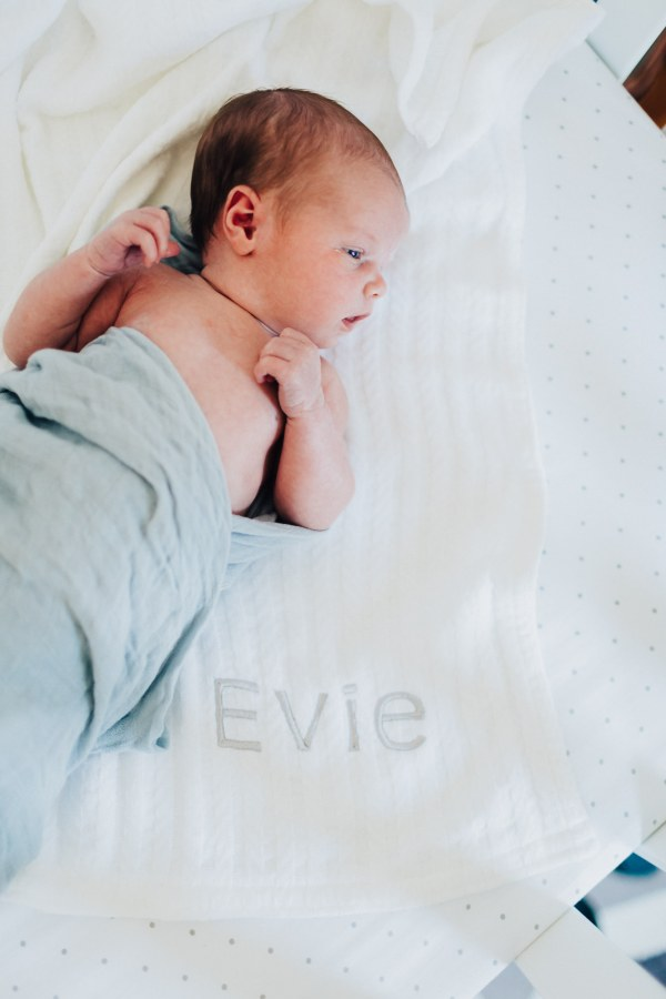 Evelyn June Klein by Nicole Baas Photography
