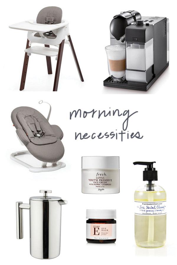 morning-necessities