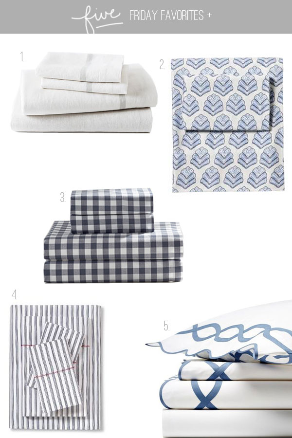 five-friday-favorites-sheet-sets