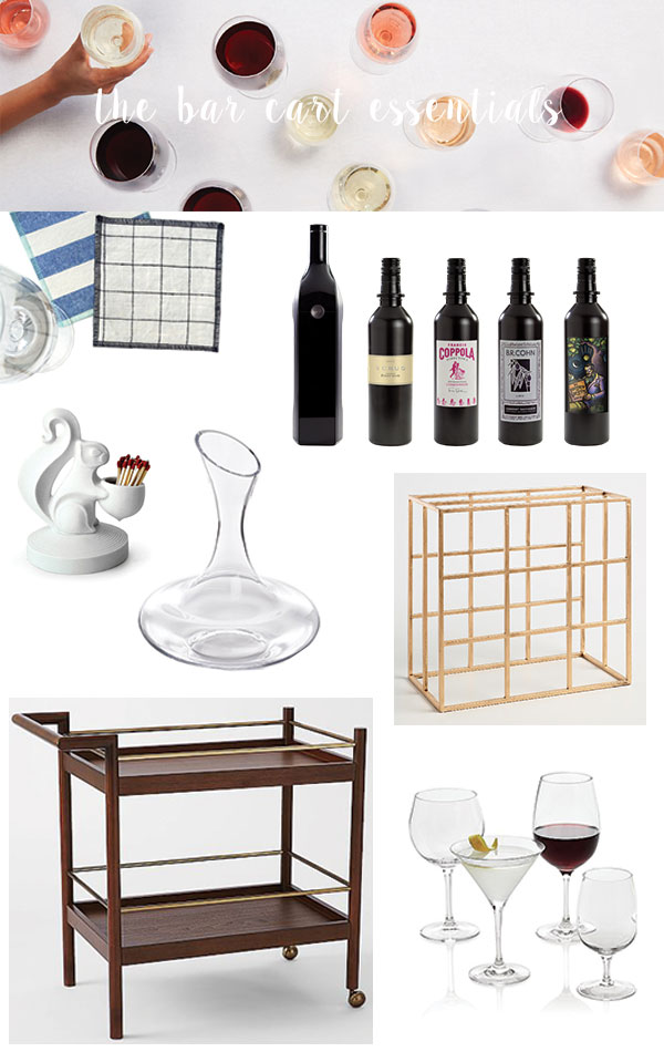 bar-cart-essentials-ohidesignblog