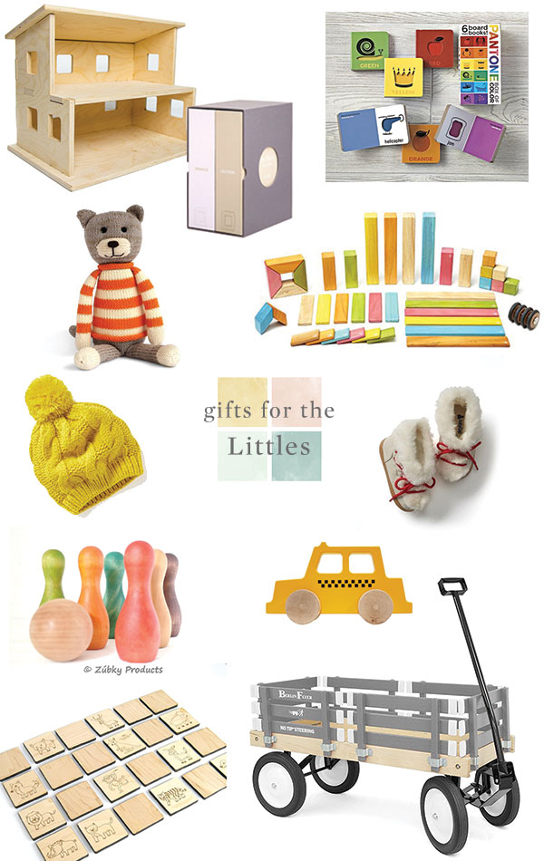 Gift Guide for Kids via Oh, I Design