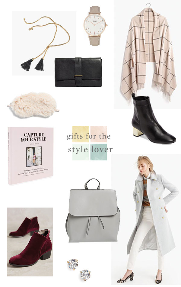 Holiday Guide: Gifts for Style Lovers