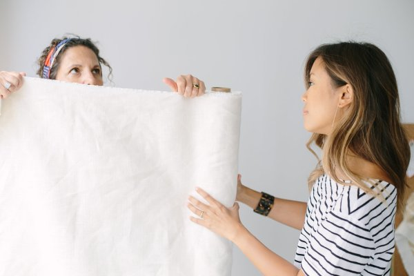 The Everyday Co. and Jill Rosenwald Makers Towel