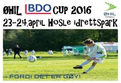 ØHIL BDO cup 2016