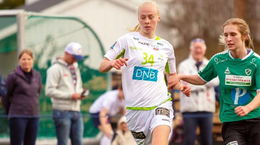 ØHILs Sara Lindbak Hørte for Norges J19-landslag