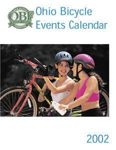 2002 Ohio Bicycle Events Calendar