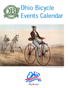 2003 Ohio Bicycle Events Calendar