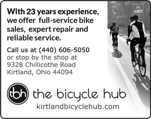 Image: Ad for The Bicycle Hub