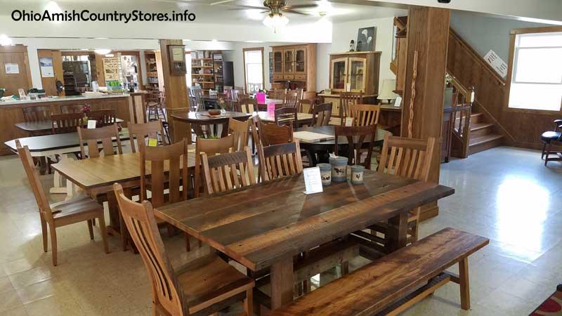 Amish Furniture Berlin Ohio