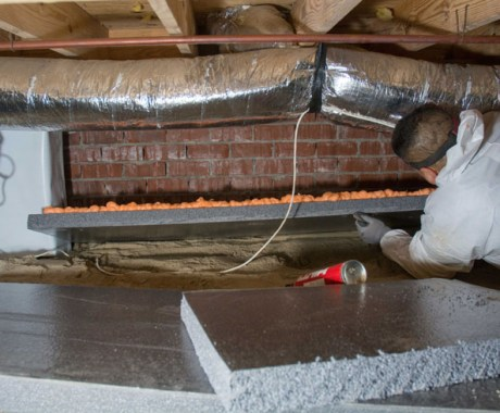 Making A Crawl Space Yours: Encapsulation vs Insulation