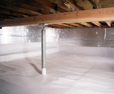Everything You Should Know About Plastic Crawl Space Encapsulation