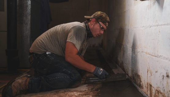 Our Basement Waterproofing Experts can help you