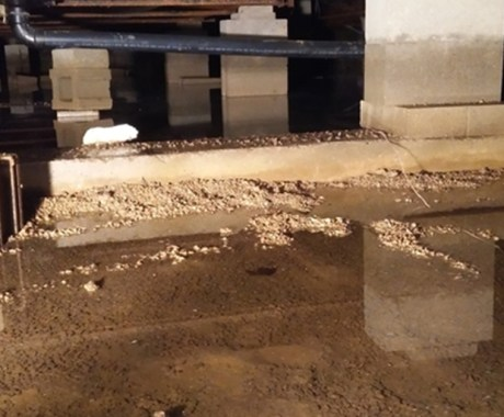 Crawl Space Flooding: How to Dry and Prevent Future Incidents