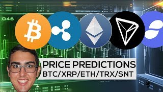 Snt cryptocurrency price prediction