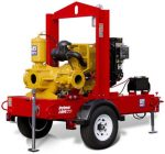 6 inch prime assist trash pump rentals