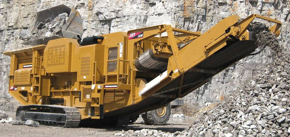 Jxt Portable Jaw Crusher Ohio Cat Rental Store