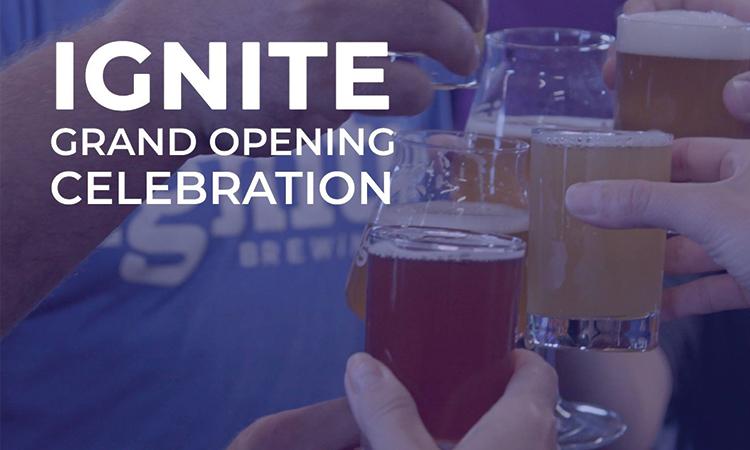 Ignite Brewing Company Grand Opening Celebration