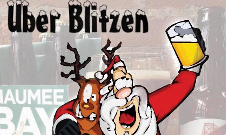Maumee Bay Brewing Co. - Uber Blitzen