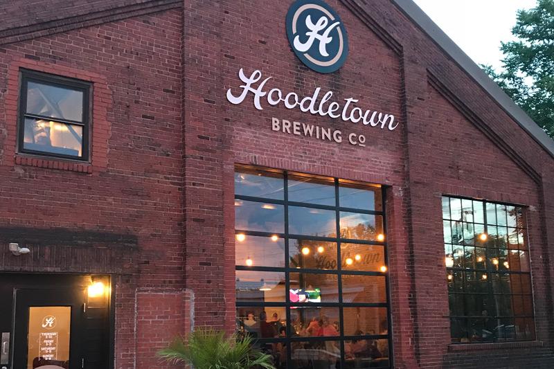 Hoodletown Brewing Exterior